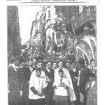 semana santa 1913