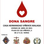 campaña donacion de sangre